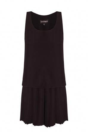 Pleated dress od Emporio Armani