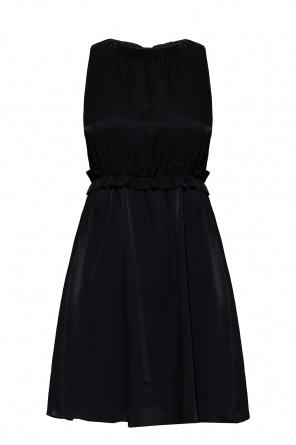Dress with tie closure od Emporio Armani