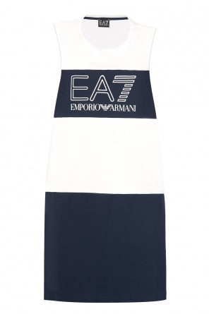 Sleeveless top od EA7 Emporio Armani