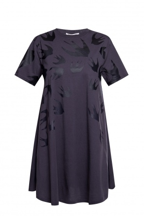 Printed dress od McQ Alexander McQueen