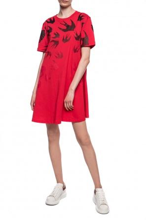 Printed dress od McQ Alexander McQueen