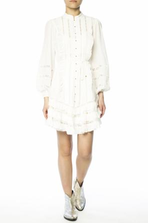 Silk dress od Zimmermann