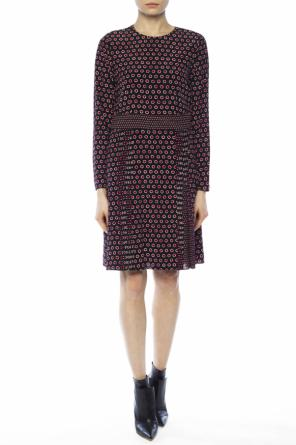 Polka dot dress od Burberry