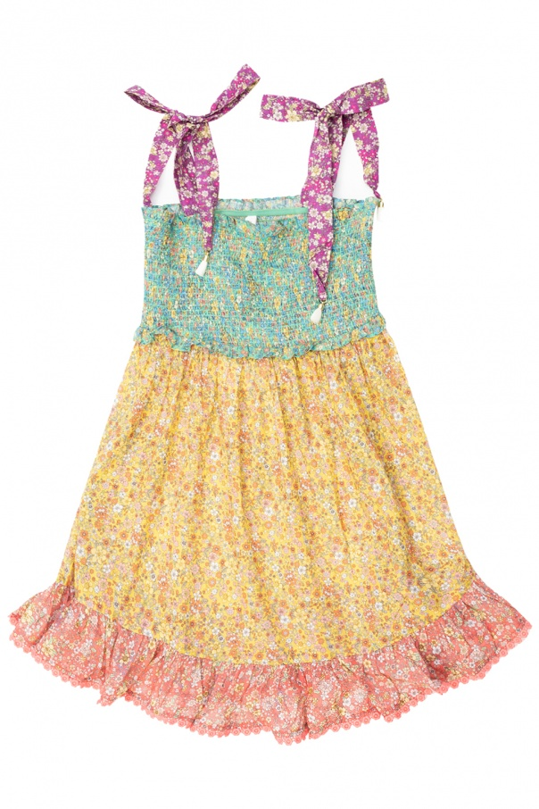 Zimmermann Kids Patterned dress