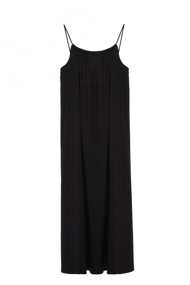'dresia' dress with braided straps od The Row