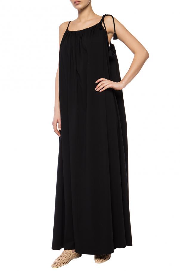 'dresia' dress with braided straps od The Row
