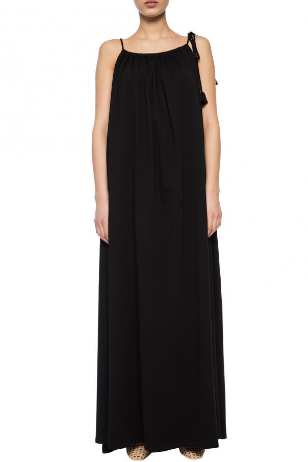 Sukienka z plecionymi ramiączkami  'dresia' od The Row