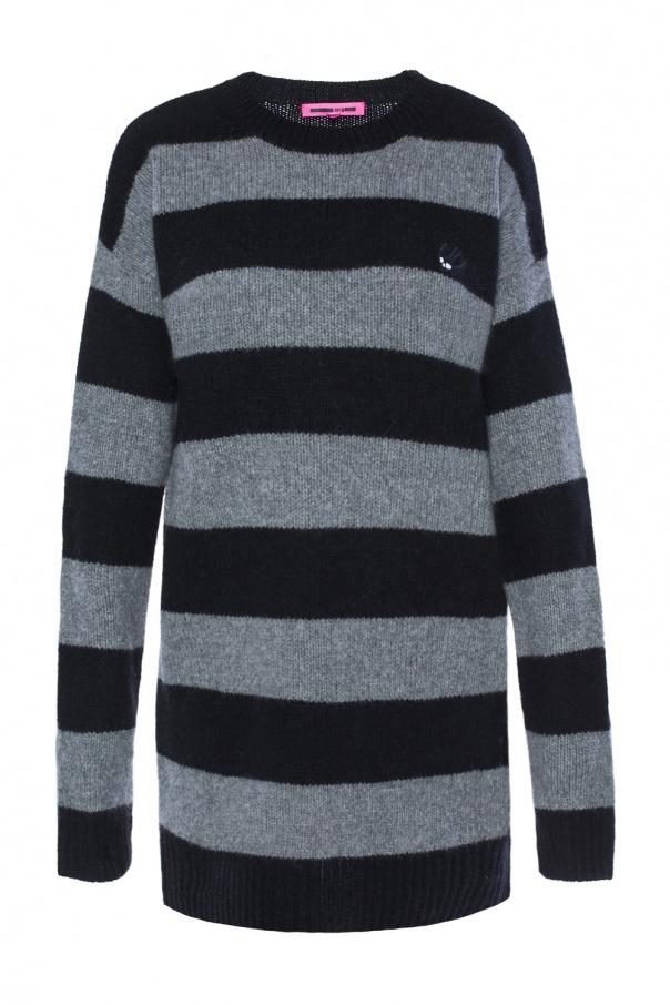85620f7326 Striped dress McQ Alexander McQueen - Vitkac shop online
