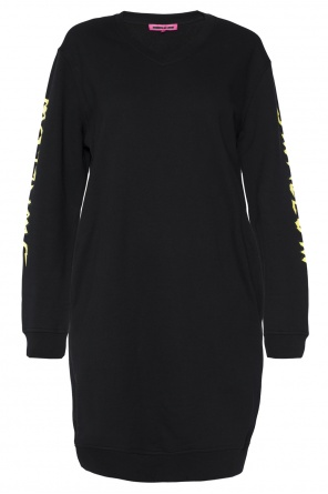 V-neck dress od McQ Alexander McQueen
