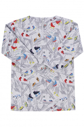 Patterned sweatshirt od Stella McCartney Kids