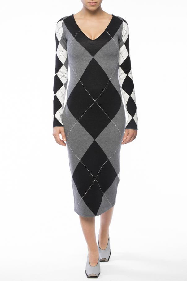 Patterned dress od Stella McCartney