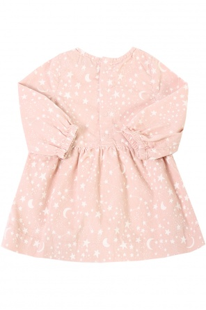 Printed flared dress od Stella McCartney Kids