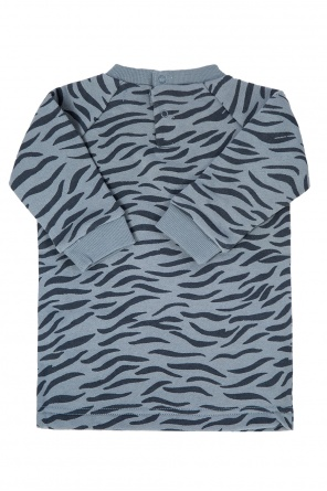 Dress with tiger stripes od Stella McCartney Kids