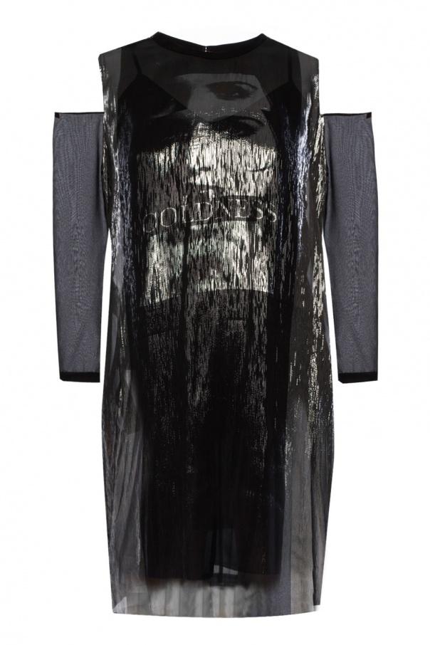 ba0185a65e Dress with long sleeves McQ Alexander McQueen - Vitkac shop online