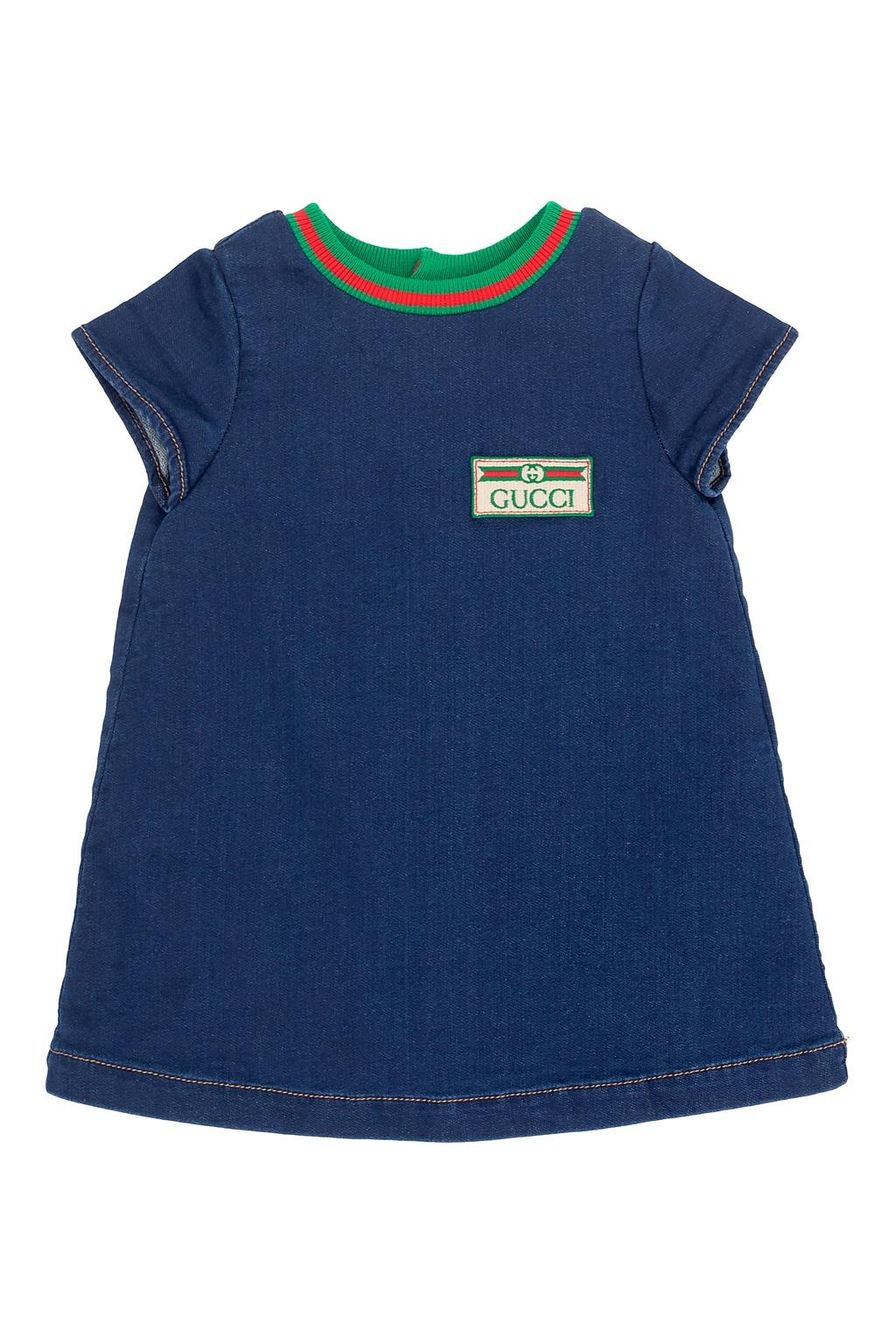 Gucci Kids Logo dress