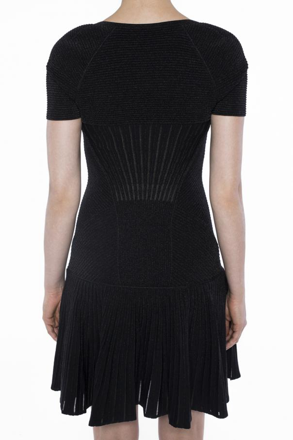 Ribbed dress od Alexander McQueen