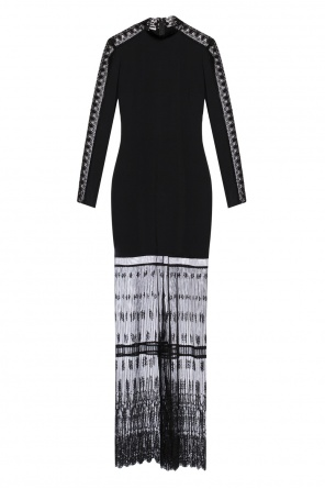 Lace-trimmed dress od Stella McCartney