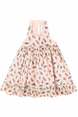 Flared slip dress od Stella McCartney Kids