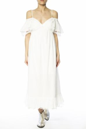 Long dress with lace od McQ Alexander McQueen