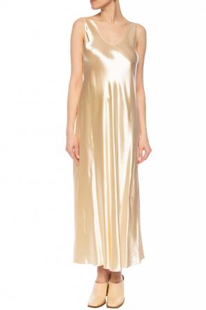 'natasha' sleeveless dress od The Row