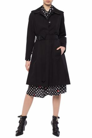 Polka dot dress od McQ Alexander McQueen