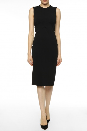 Sleeveless pencil dress od T by Alexander Wang