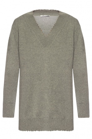 V-neck sweater od T by Alexander Wang