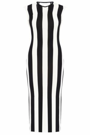 Striped dress od Christopher Kane