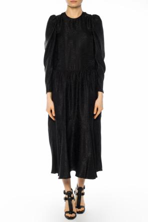 Silk dress od Stella McCartney