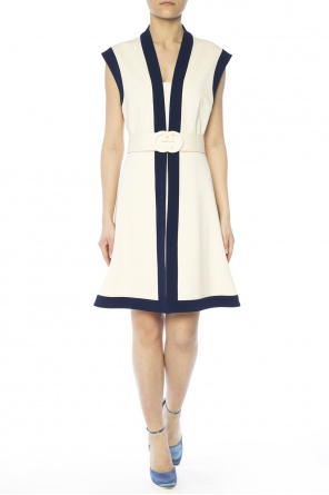 Belted dress od Gucci