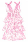 Zimmermann Kids Dress with tie straps