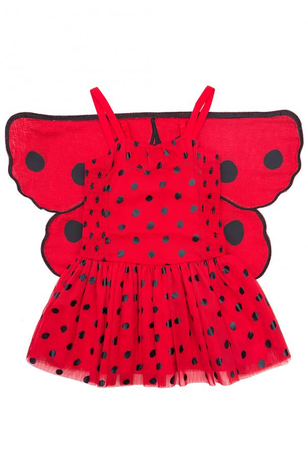 ac33f5f84 Ladybug dress Stella McCartney Kids - Vitkac shop online