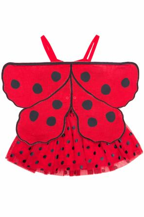 Ladybug dress od Stella McCartney Kids