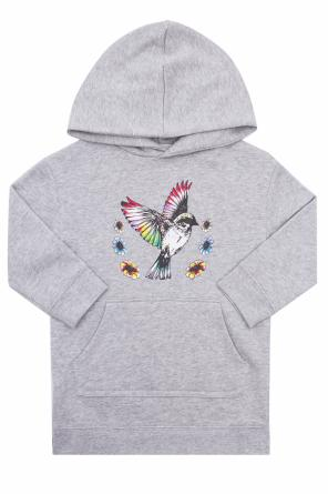Printed sweatshirt dress od Stella McCartney Kids