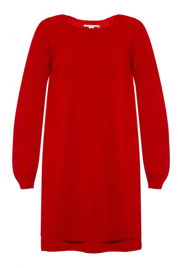 Cut-out ribbed sweater od Stella McCartney