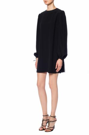 Crewneck dress od Saint Laurent