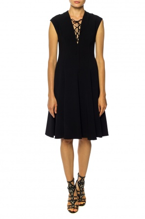 Ruffled dress od Stella McCartney