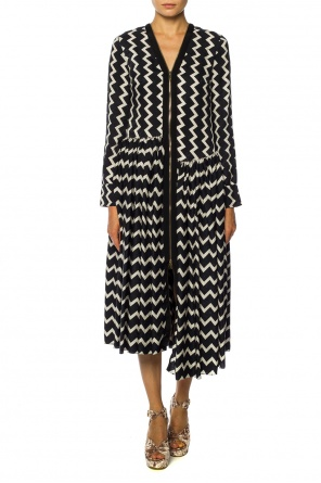 Printed dress od Stella McCartney