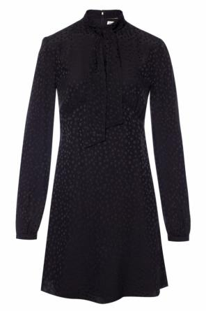 Embroidered dress od Saint Laurent