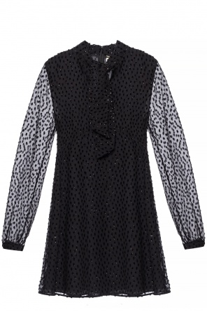 Tie-up dress od Saint Laurent