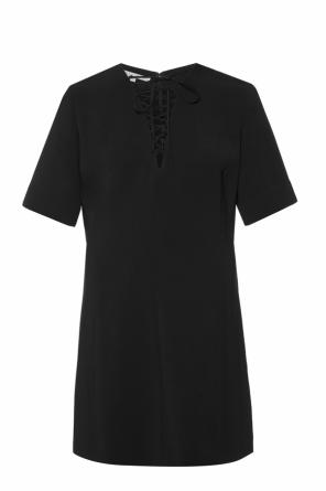 V-neck dress od Stella McCartney