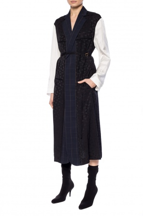 Coat motif dress od Stella McCartney