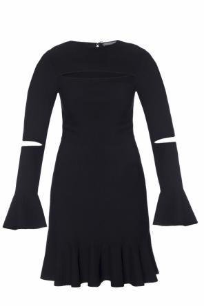 Cut-out dress od Alexander McQueen
