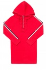 Gucci Kids Tracksuit dress with a hood