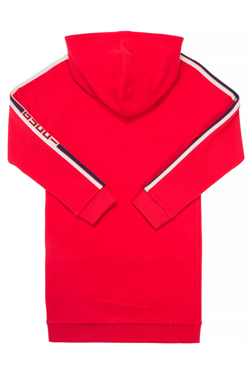Gucci Kids Tracksuit dress with a hood