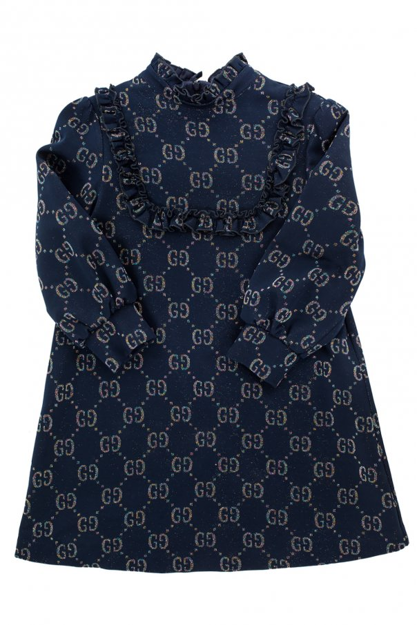 Gucci Kids Patterned dress