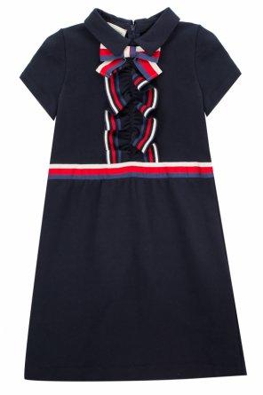 6d46a0ff1dca ... Dress with a collar od Gucci Kids