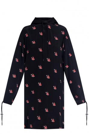 Hooded dress od McQ Alexander McQueen