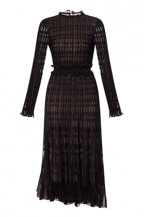 Embroidered dress od Alexander McQueen