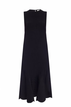 Dress with cut-out details od Alexander McQueen
